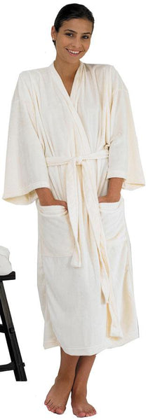 Canyon Rose Women's Long Spa Robe Client Robe Canyon Rose XL Sand
