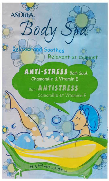 Andrea Vitamin E Anti-Stress Bath Soak