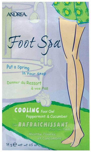 Andrea Cooling Foot Gel