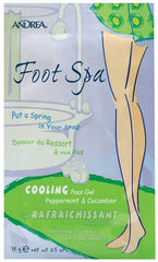 Andrea Cooling Foot Gel Health & Wellness Andrea Default Title