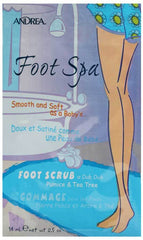 Andrea Foot Scrub a Dub Dub Health & Wellness Andrea Default Title