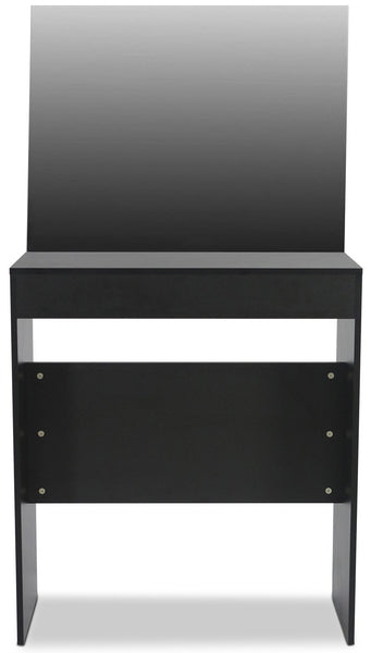 """Buffalo"" Black Styling Station Styling Stations & Cabinets Icarus"