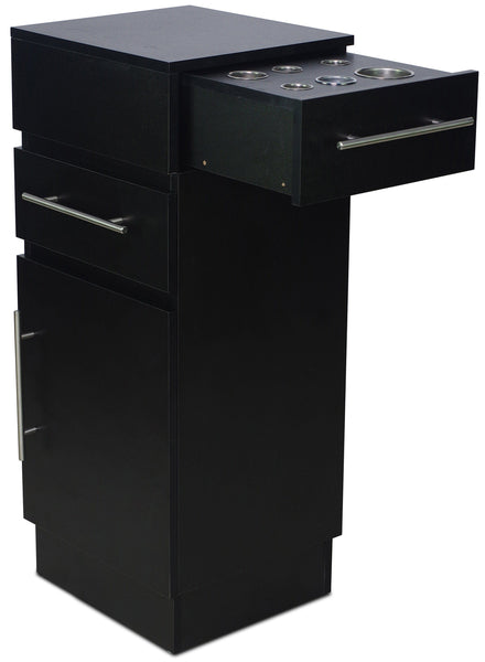 """Laredo"" Beauty Salon Hair Styling Station Cabinet Whats New Icarus"