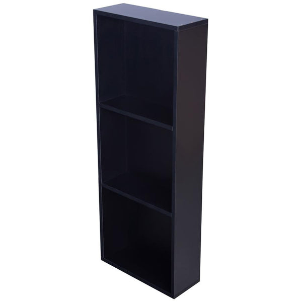 """Amarillo"" Beauty Salon Hair Styling Station Shelf, Black"