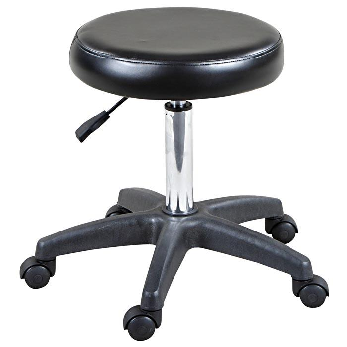 "2 Qty ""Shelby"" Classic Hydraulic Salon Stool Stools Icarus"