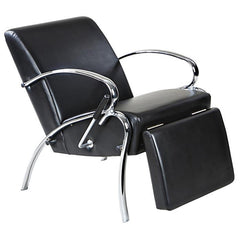 """Spartan"" Lounge Reclined Hair Salon Shampoo Chair w/ Footrest"