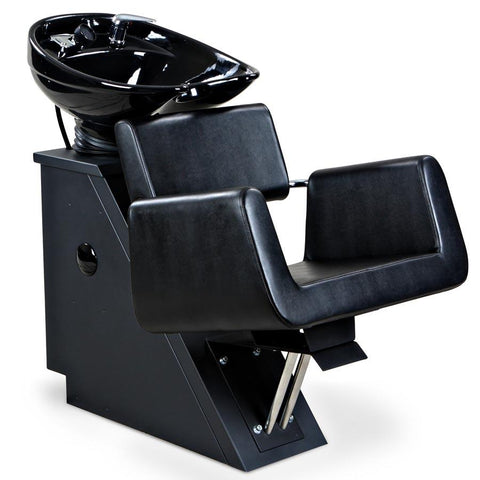 """Hepburn"" Salon Shampoo Chair Backwash Unit"