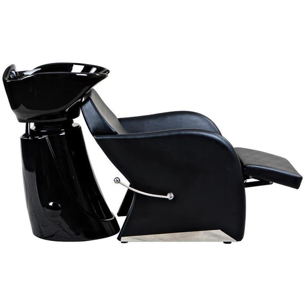 """Leisure"" Salon Shampoo Chair & Backwash Unit Package Shampoo Backwash Units Icarus"