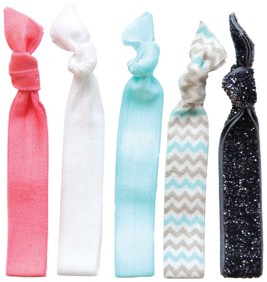 Dye Tie Hair Tie Set - 5 ct Hair Barrettes, Bands & Ties Dye Tie Sugar Daddy