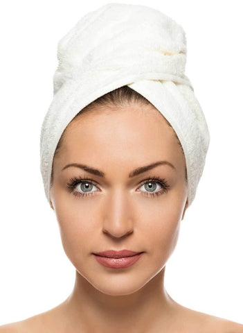 Comfy Towel Microfiber Hair Drying Turban Towel Wrap