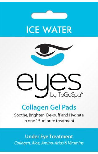 Eyes Ice Water Under Eye Mask - 3 ct Health & Wellness Eyes Default Title
