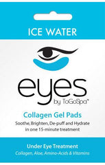 Eyes Ice Water Under Eye Mask - 3 ct