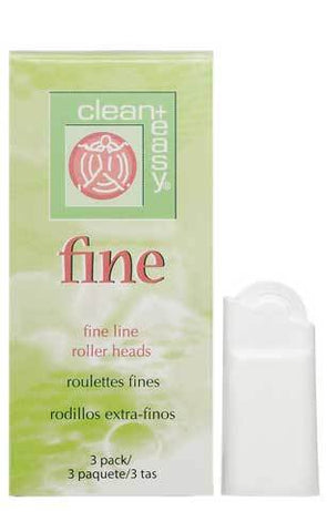 Clean & Easy Roller Head - 3 ct
