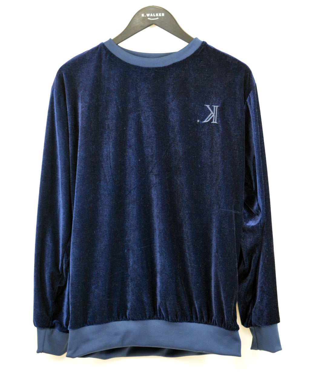 Signature Velour Sweatshirt