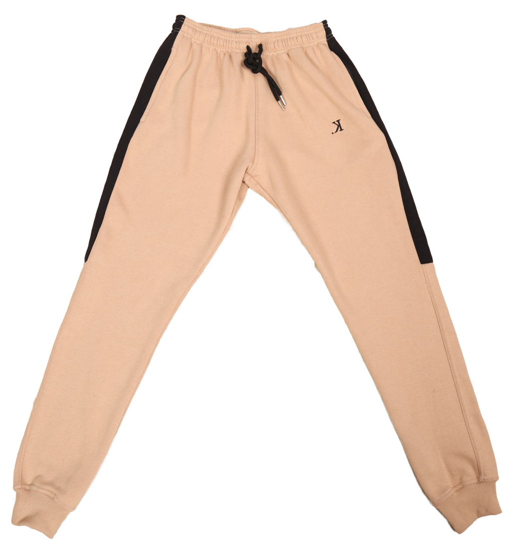 Signature Duo-Tone Fleece Sweatpants
