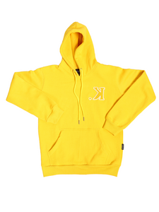 Elite Pullover Hoodie (Yellow)