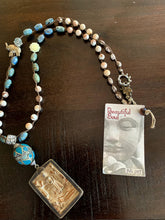 Beautiful Soul - Stone Buddha Necklace