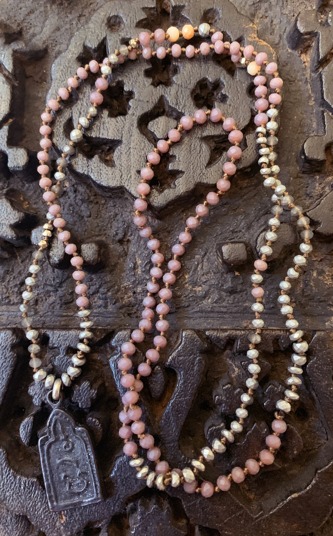 Simply Beautiful - Serene Meditation Necklace