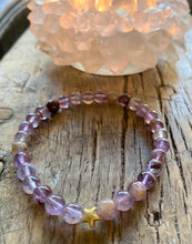 Simply Beautiful - Auralite Cacoxenite Bracelet