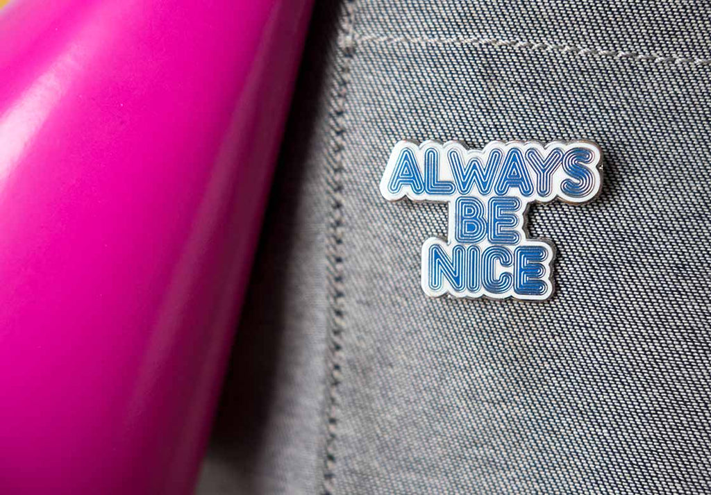 Nice Pin (Limited Edition)
