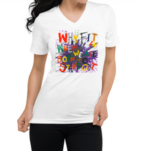 'Why Fit In' T-Shirt
