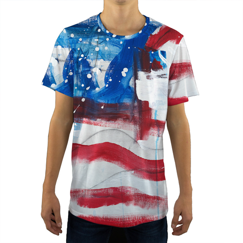USA Men's T-Shirt