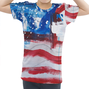 USA Kid's T-shirt