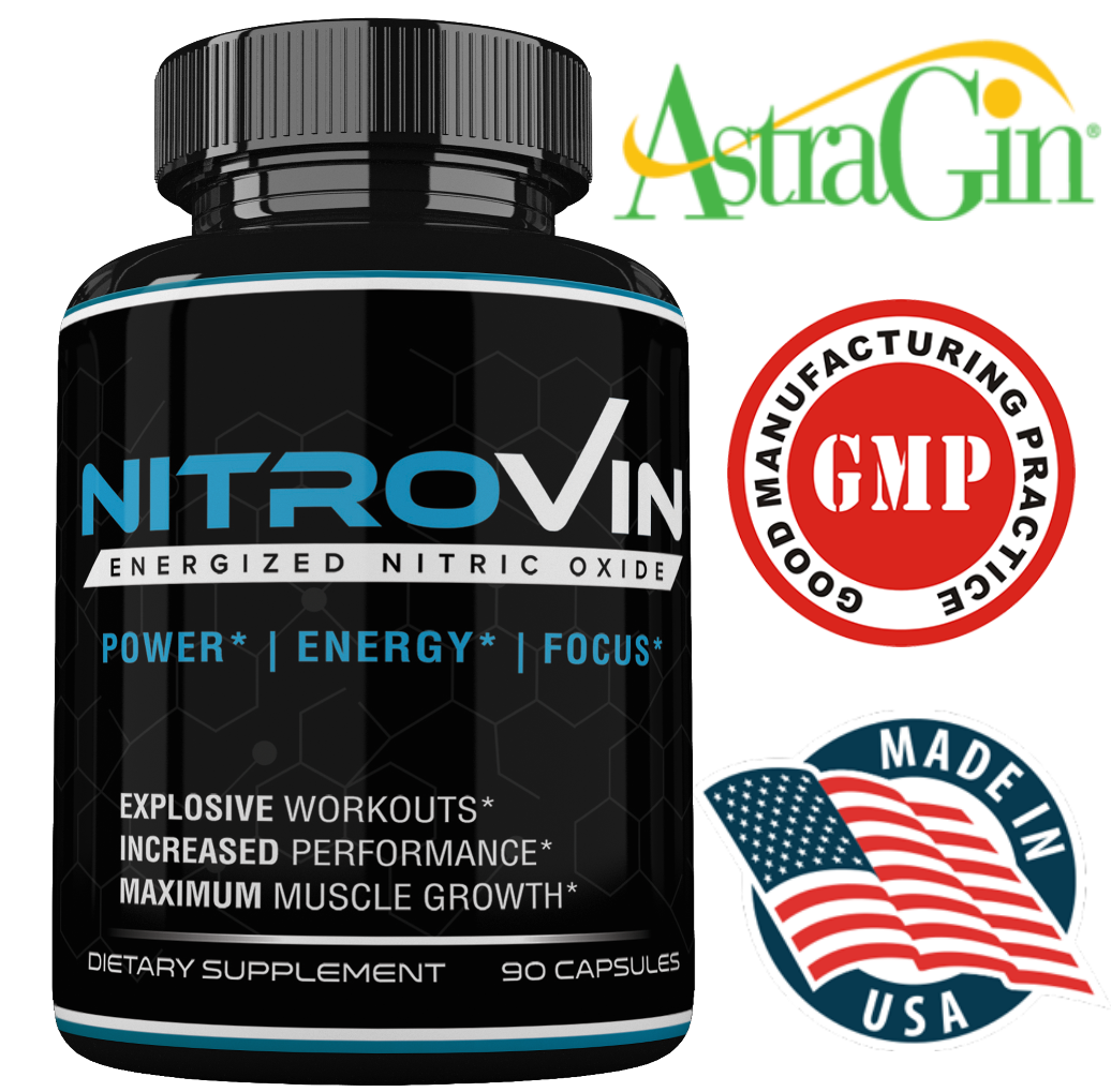 Nitrovin - Nitric Oxide Supplements