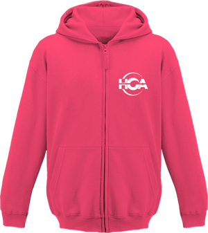Sweat Shirt Zippé Capuche Enfant