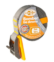 Tie Down Bomber 3mt 10ft orange