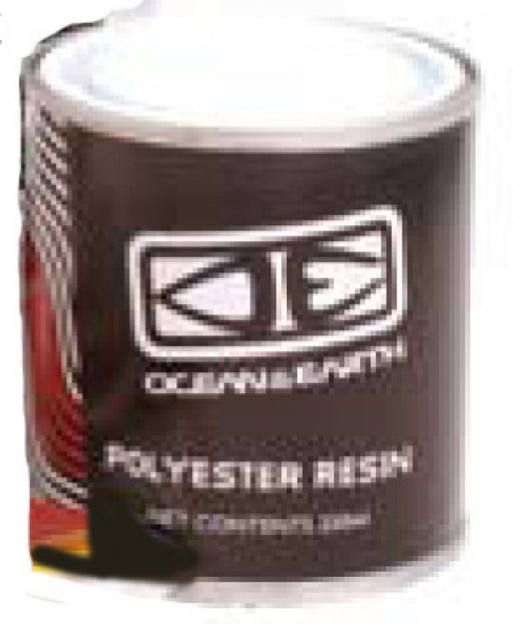 Ocean & Earth Polyester resin can 500ml