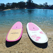 Hire board full day $40 from 9am - 4pm