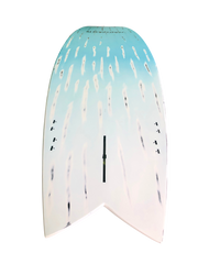"8'2"" x 29"" Galaxy Bounce Carbon Alleydesigns SURF SUP"