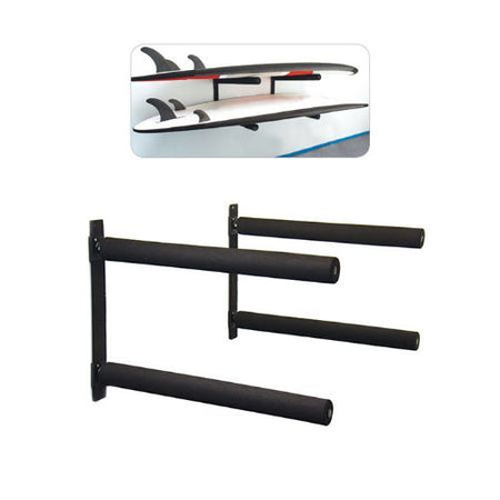"Ocean & Earth SUP Wall Mount Stack Racks holds 2 SUP""S"