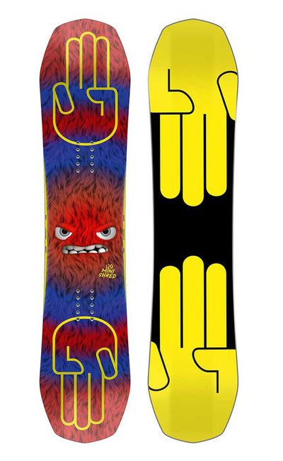 SNOWBOARD KIDS Bataleon Minishred Kid's 120CM