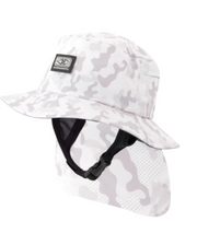 Ocean & Earth Hat Mens Indo Camo With Neck Protection