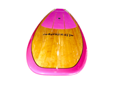 "9'2"" X 32"" X 5"" Bamboo Pink Galaxy Bounce Surf/ Ladies SUP"