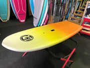 "Foil board new carbon 6'4""x 29.75""x 5.3"" 137L VARIOUS COLOURS"