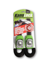 Kanulock 2.5m Lockable Tie Down Straps