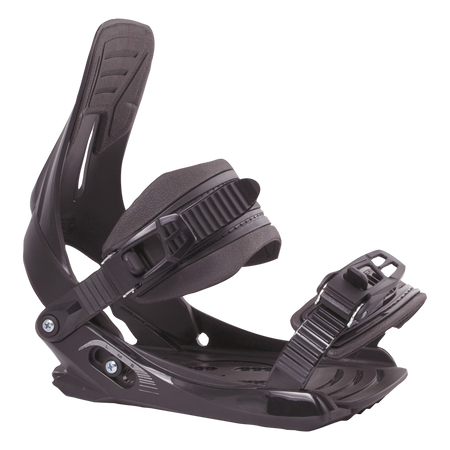 BINDINGS MP 180 JUNIOR BLACK BEGINNER BINDINGS