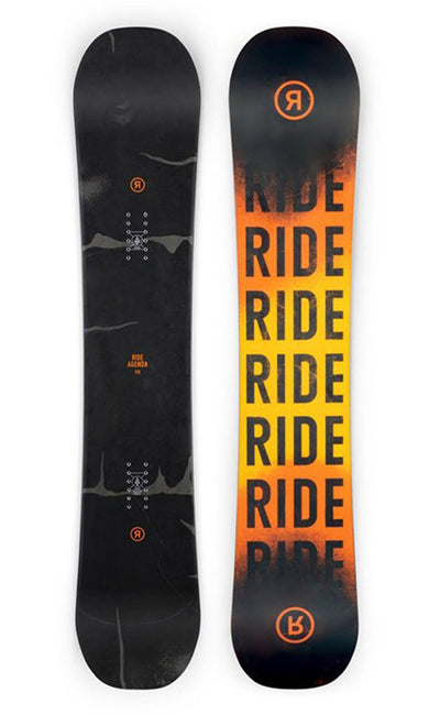RIDE SNOWBOARD AGENDA 155CM 2021 NEW