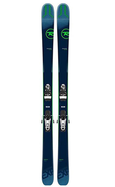SKIS ROSSIGNOL ALL MOUNTAIN SKIS EXPERIENCE 84AI WITH BINDINGS