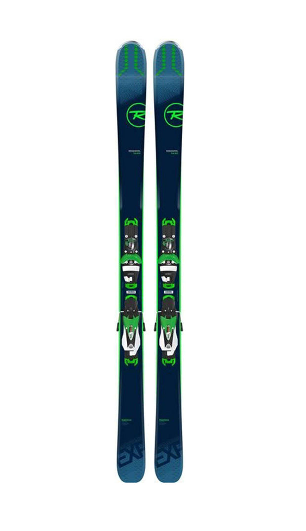 SKIS ROSSIGNOL ALL MOUNTAIN SKIS EXPERIENCE 84AI WITH BINDINGS/POLES