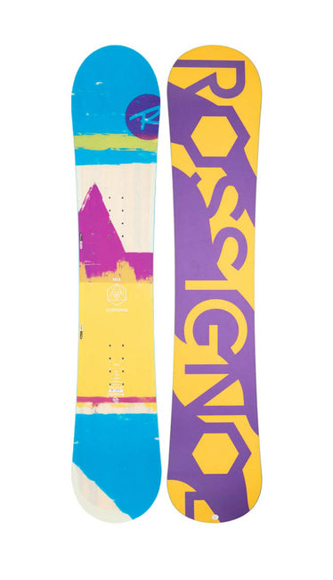 SNOWBOARD ROSSIGNOL GALA LADIES/KIDS INCLUDES BINDINGS