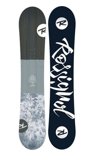 SNOWBOARD ROSSIGNOL MYTH LTD DARK GREY