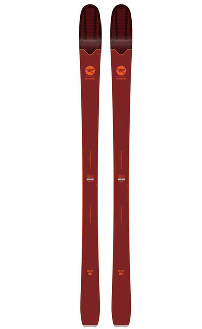 SKIS ROSSIGNOL SEEK 7 HD 176CM INCLUDES CUSTOM BINDINGS