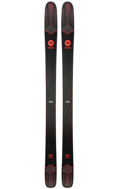 SKIS ROSSIGNOL SKY 7 172CM HD W BLACK  WITH CUSTOM FIT BINDINGS