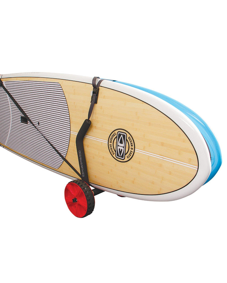 SUP Trolley Double (holds 2 SUP's) by Ocean & Earth