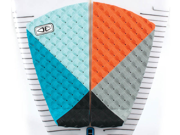 Tail Pad Two Face Multi colours Ocean & Earth