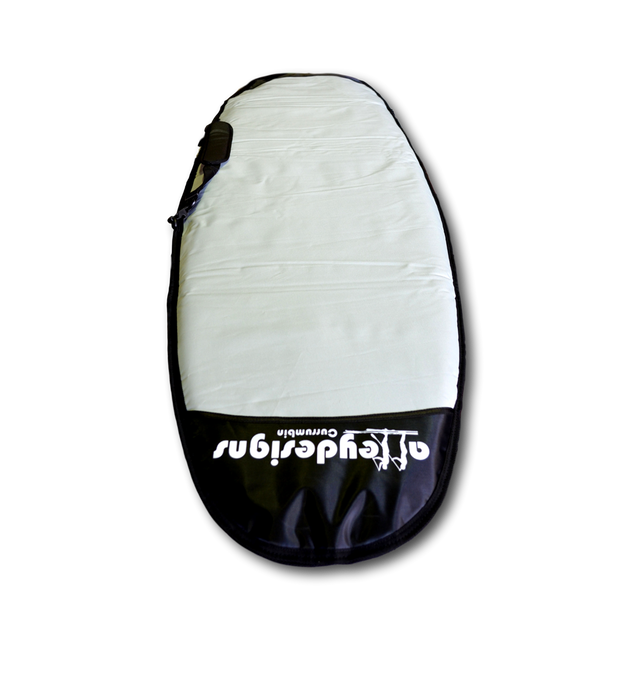 Board Bag Alleydesigns long board, mini mal padded bag with full zip - Alleydesigns SUP's SURF & SNOW GEAR
